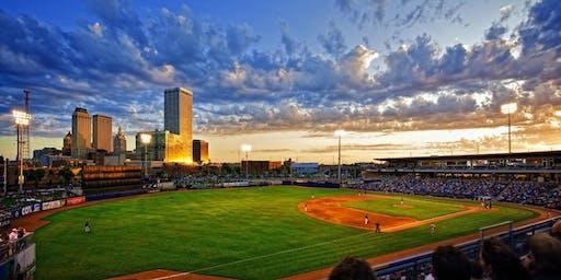 Intern in Tulsa: Tulsa Drillers Baseball Game