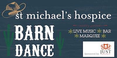 St Michael's Hospice Barn Dance