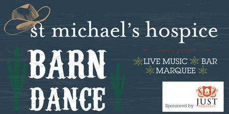 St Michael's Hospice Barn Dance tickets