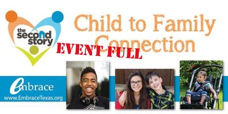 Child to Family Connection June 2019 tickets