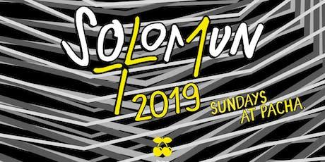 SOLOMUN + 1 Moscoman tickets