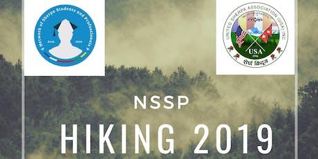 NSSP Hiking Trip 2019 tickets