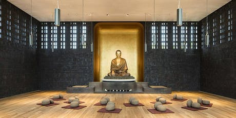 Midweek 'Going Deeper' retreat at Vajrasana, Suffolk tickets
