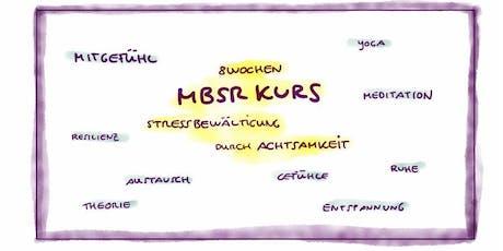 Informationsabend zu Stressbewältigung durch Achtsamkeit/MBSR Tickets