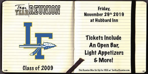 Lake Forest Class of 2009: Ten Year Reunion