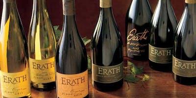 Winery Spotlight & Education: Erath Vineyards