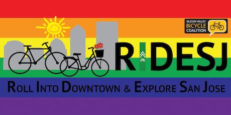 RIDESJ-Pride Ride tickets