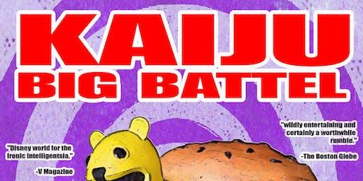Kaiju Big Battel @ The Orpheum