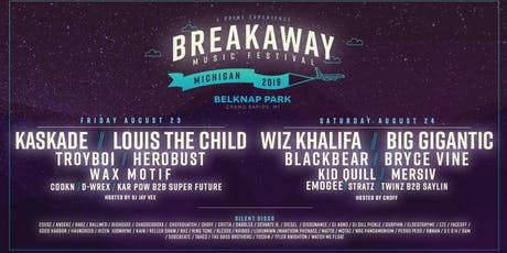 Breakaway Music Festival - Michigan tickets