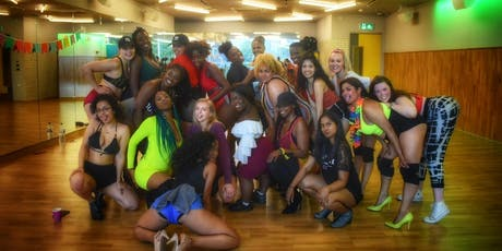 Twerk in Heels by Bam Bam Boogie: Beginners Heels Dance Class (women only) tickets