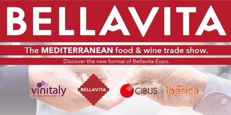 Bellavita Expo London 2019 - The Mediterranean Trade Show tickets