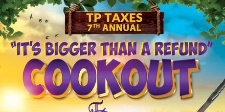 TP Taxes Annual Cookout tickets