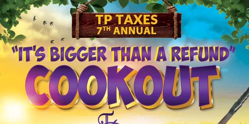 TP Taxes Annual Cookout