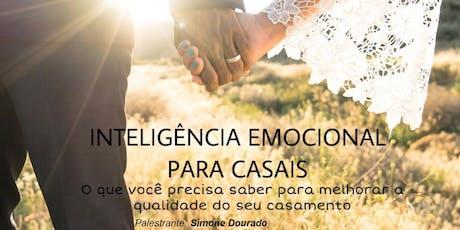 Inteligência Emocional para Casais ingressos