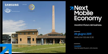 [Evento gratuito] Next Mobile Economy. Incontra il futuro del business  biglietti