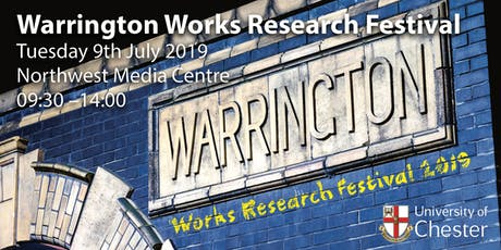 Warrington Works Research Festival tickets