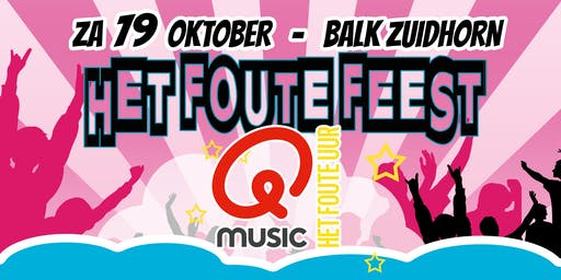 Foute Feest Zuidhorn