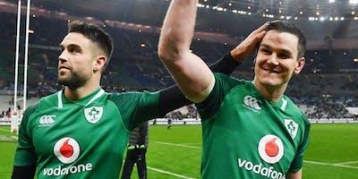 Ireland+vs+Italy+-+RWC+Warm+up+games