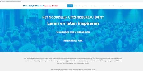 Noordelijk Uitzendbureau Event tickets
