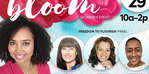 BLOOM Women's Event