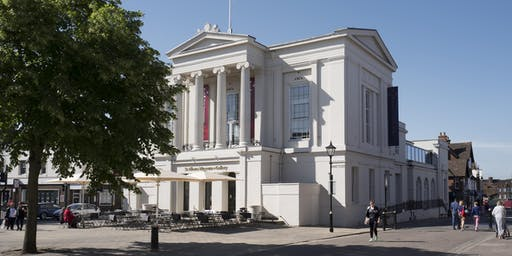 RIBA East Great British Buildings Tour: St Albans Museum + Gallery