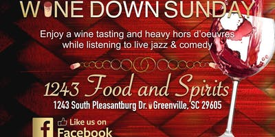 Wine Down Sunday Presented by Kings 4 Ever Photography & Entertainment LLC