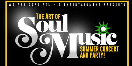 We Are Dope ATL: Art of Soul Music  tickets