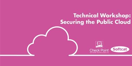 Technical Workshop - Securing the Public Cloud tickets