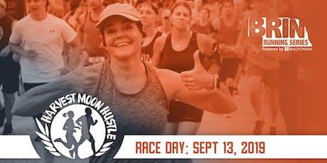 2019 Harvest Moon Hustle | Race Day Volunteers tickets