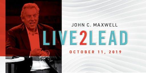 Live2Lead Houston 2019 Live Simulcast w/ John C Maxwell and friends