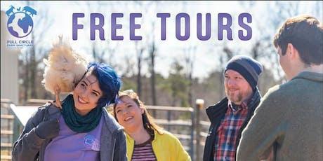 Full Circle Farm Sanctuary Tour tickets