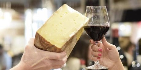 Sheep's Milk Cheeses + Natural Wine Pairing Class tickets