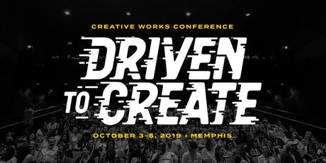 2019 Creative Works Conference tickets