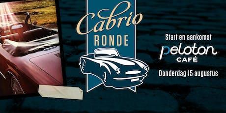 De Cabrio Ronde tickets