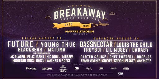 Breakaway Music Festival - Ohio