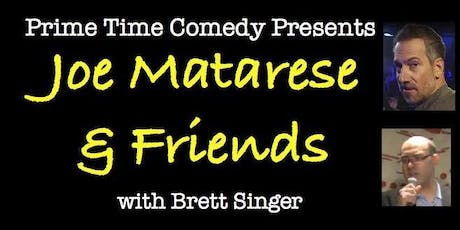 Joe Matarese and Friends 7/18 tickets