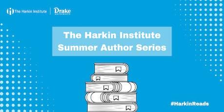 Harkin Institute Summer Author Series ft. Olivia Shin tickets