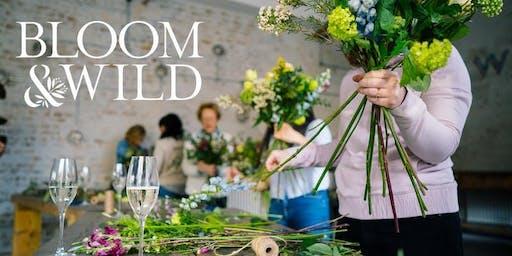 Flower Arranging Workshop   London