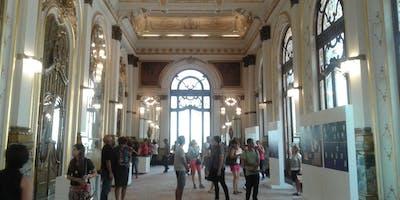 Visita monitorada Teatro Municipal e walking tour no centro