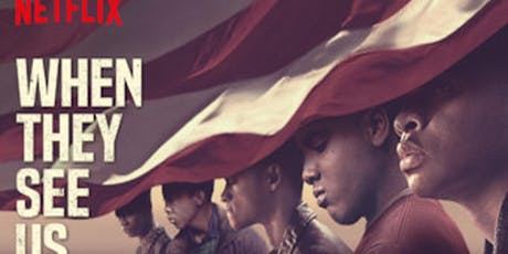 'When They See Us' Discussion tickets