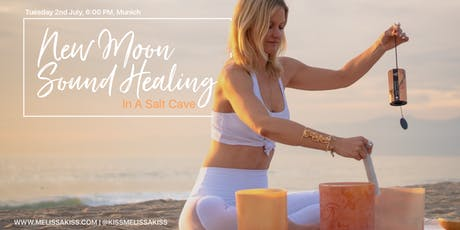 New Moon Sound Healing in a Salt Cave with Melissa Kiss Tickets