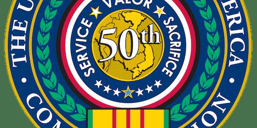 Certificate & Lapel Pin Ceremony to Honor Local Vietnam Veterans