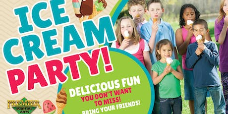Parents Night Out Ice Cream Party! tickets