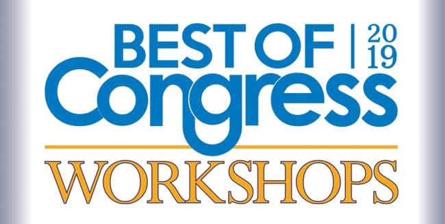 2019 Best of Congress Workshop (Phoenix)