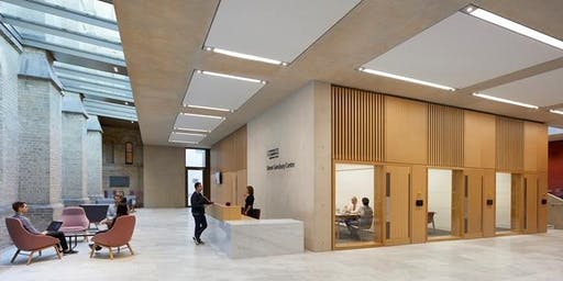 RIBA East Great British Buildings Talks and Tours: Simon Sainsbury Centre, Cambridge Judge Business School