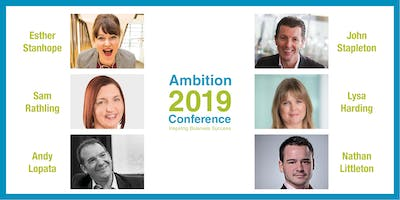 Ambition 2019 - Inspiring Business Success Conference
