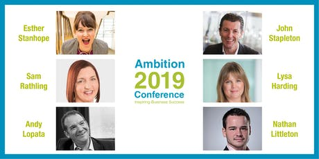 Ambition 2019 - Inspiring Business Success Conference tickets
