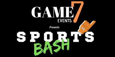 Sports Bash 2019 tickets