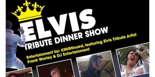 Elvis Tribute Dinner Show