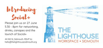 Launch party for Social+ Membership of The Lighthouse